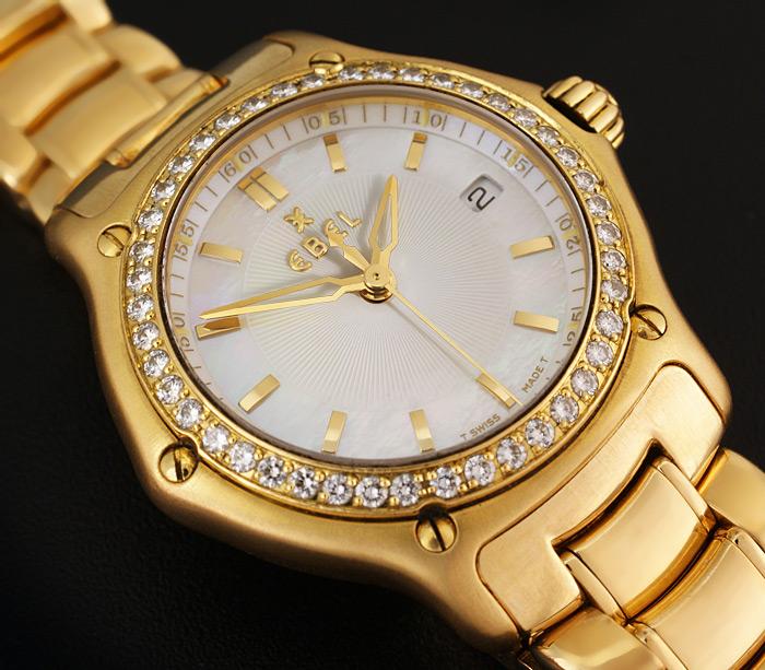 59d5da3f81b6 Золотые часы от