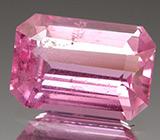 Розовый сапфир 0,95 карат