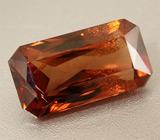 Розовато-оранжевый циркон 3,6 карат