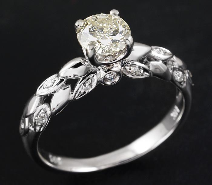 Кольцо с бриллиантом интернет магазин