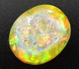 Крупный кристаллический эфиопский опал 31,94 карат