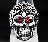Серебряный перстень «Дух Мщения»