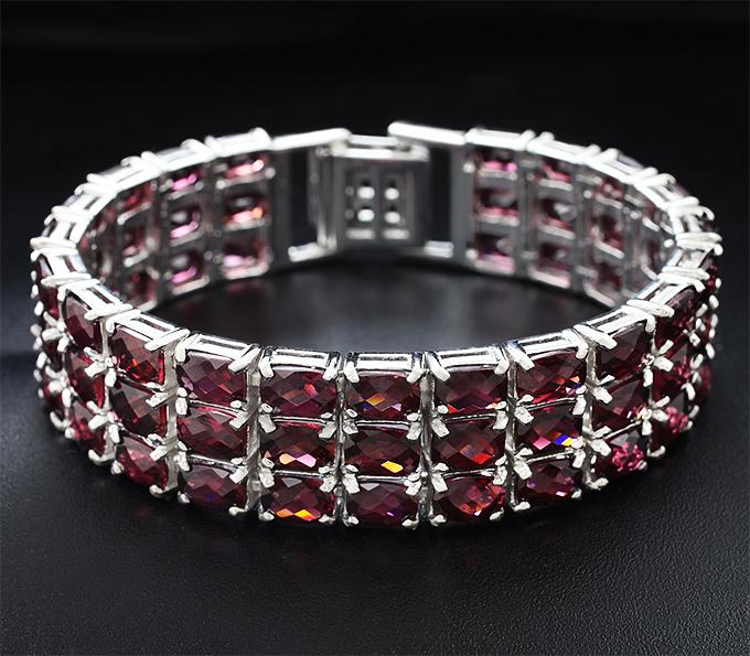Купить массивный женский браслет