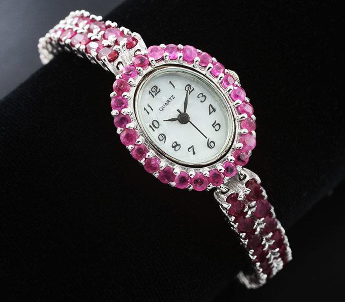 Серебряные часы с сапфирами купить часы мужские guess купить w0496g4
