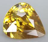 Золотистый сфен 2,78 карат