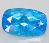 Синий апатит 1,62 карат
