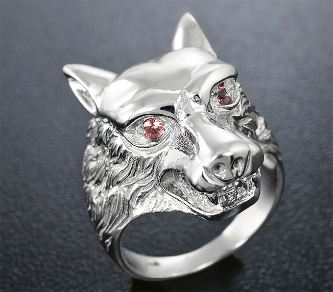 кольцо волк картинки вода