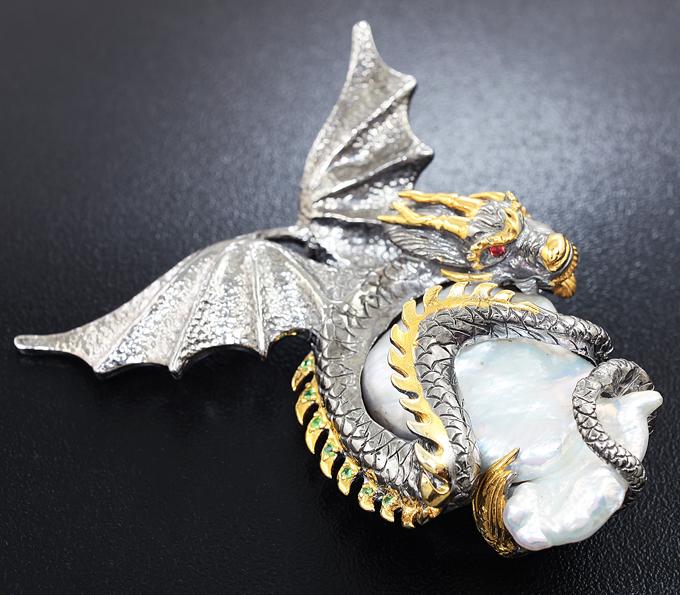 прицеп картинки дракон с жемчужиной удивительно, ведь